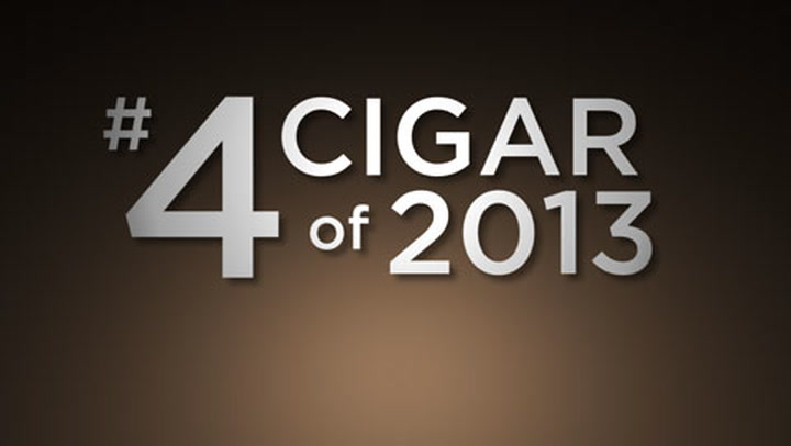 No.  4 Cigar of 2013