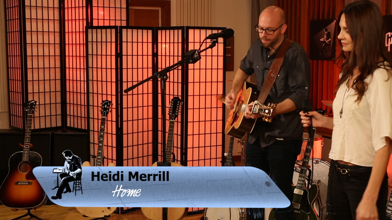 Heidi Merrill performs Home On The Jimmy Lloyd Songwriter Showcase
