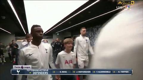 Tottenham 1 - 0 Brighton