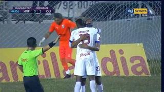 Olimpia se va al descanso goleando al Honduras Progreso en el Micheletti