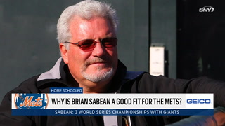 Is former Giants GM Brian Sabean on Mets' radar and could Bruce Bochy come with him?   SportsNite