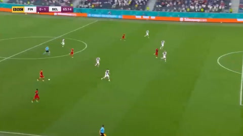 Finlandia 0-2 Bélgica (Eurocopa)