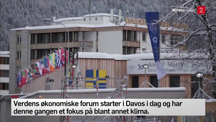 Verdens økonomiske forum i Davos