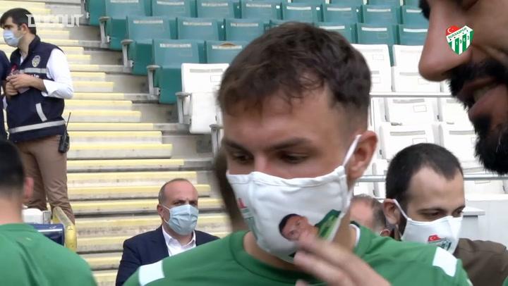 Bursaspor Aylar Sonra Timsah Arena'da!