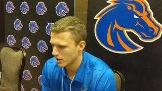 Brett Rypien on Boise State's offense