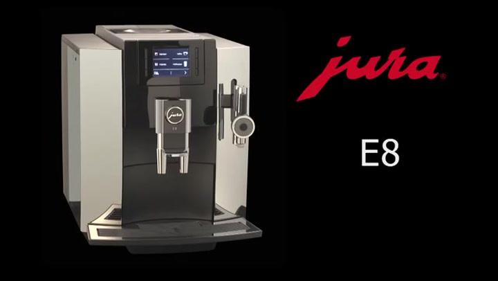 Preview image of Jura E8.mp4 video