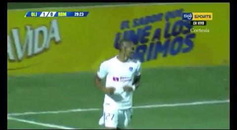 Olimpia 1 - 1 Real de Minas