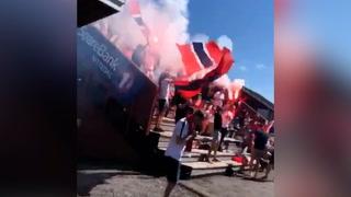 Forrykende scener i norsk 9. divisjon: - Verdens beste publikum