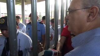 Acuden a justicia por allanamiento de diario en Nicaragua