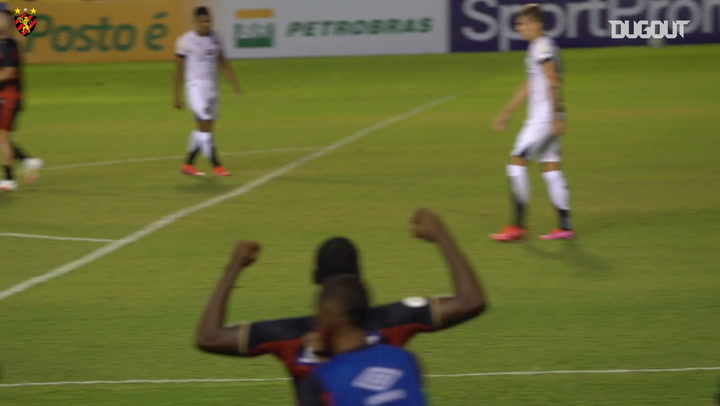 Sport Recife beat Ceará at the start of Brazilian Championship