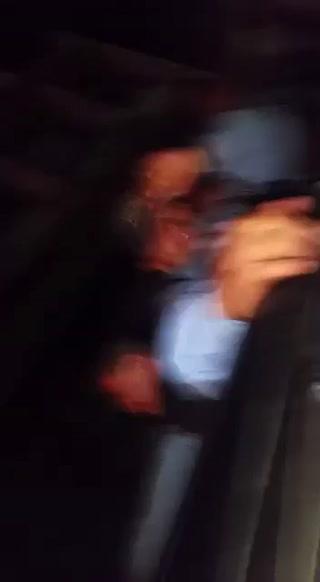 Supuestos policias hacen disparos a mansalva en la capital de Honduras