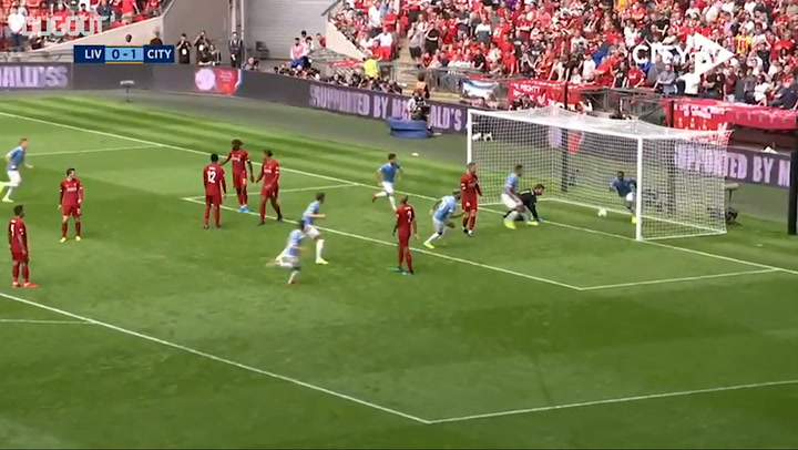 Community Shield Highlights: Liverpool 1-1 Manchester City (4-5 On Penalties)