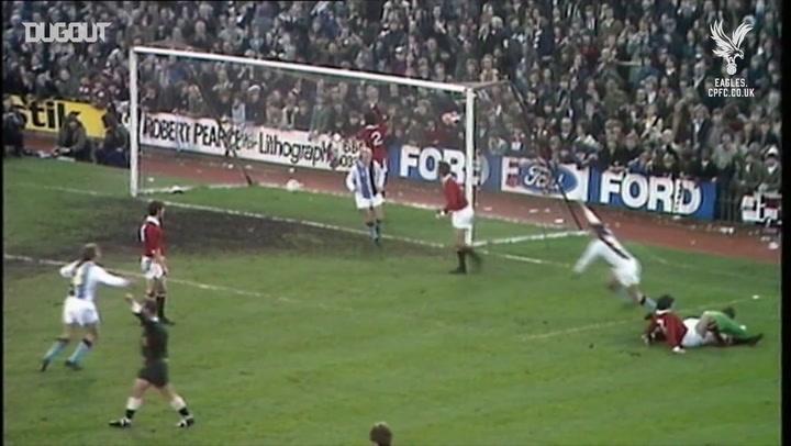 Throwback: Palace Thrash Man United 5-0