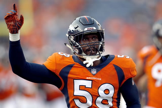 Vegas Nation: Kolton Miller prepares for Von Miller matchup on Sunday