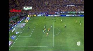 El futbolista francés estableció el único gol de la noche para la ventaja felina. El domingo a las 7:06 pm es la vuelta