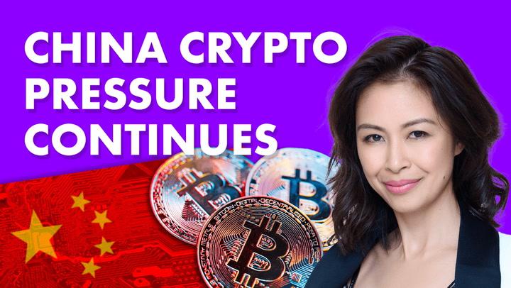 China Maintains Crypto Market Pressure, J-Pop Stars Offer NFT Advice