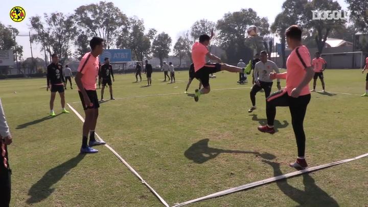 Inside Club América Training: Preparations Continue