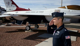 Thunderbirds highlight Aviation Nation at Nellis Air Force Base