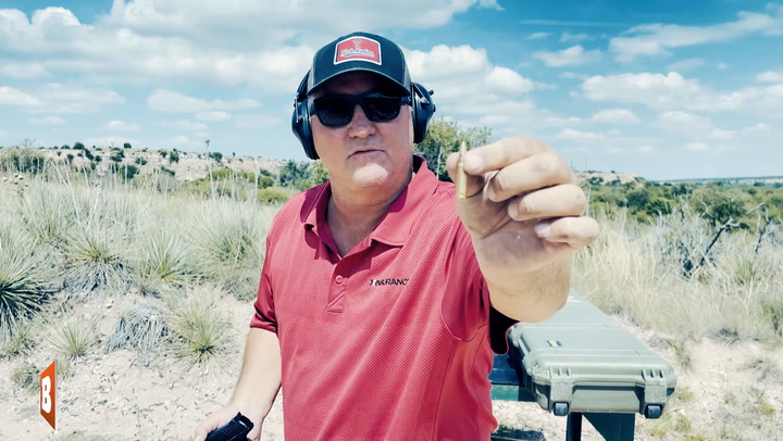 Have You Even Heard of This? Hawkins Highlights Pistol That Shoots 5.7 x 28 mm Round