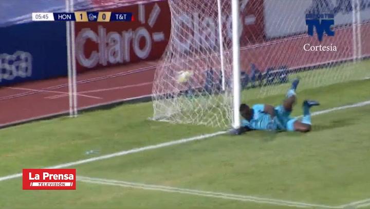 Honduras 4-0 Trinidad y Tobago (Liga de Naciones de Concacaf) - Diario La Prensa - La Prensa de Honduras