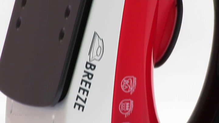 Preview image of Morphy Richards Breeze 2600w Ceramic Dry And Steam video
