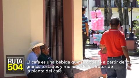 Ruta 504 Santa Rosa de Copán, la capital del buen café