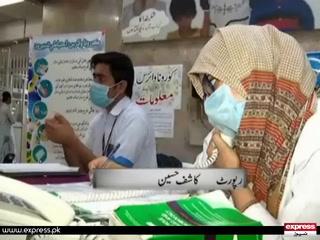 سندھ میں کورونا کیسز اور اموات میں اضافہ