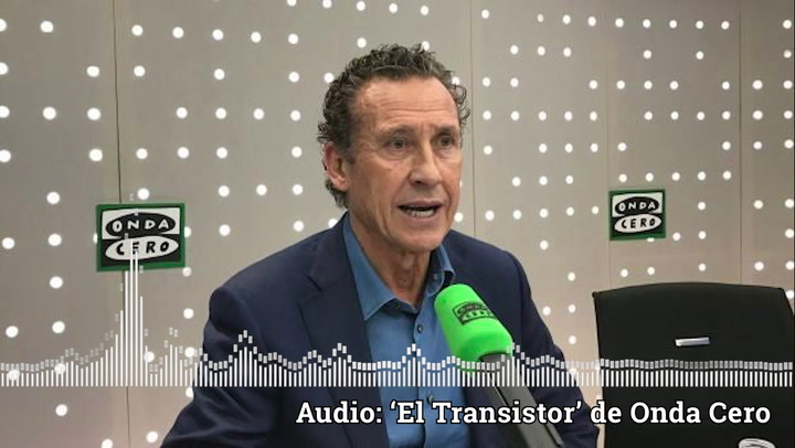 """Valdano: """"España no tiene ningún jugador de categoría superior"""""""