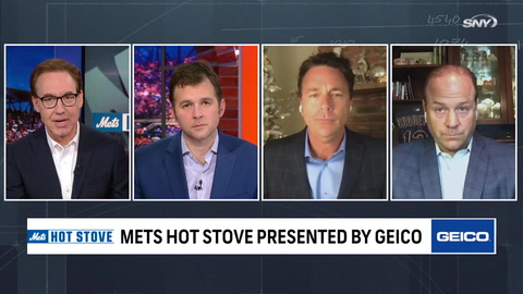 Mets Hot Stove: Here's the latest on the Mets' pursuit of James McCann