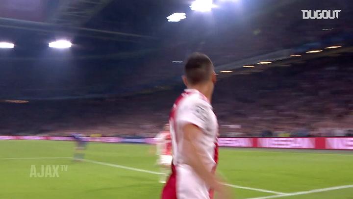Dusan Tadic's 2018-19 goals