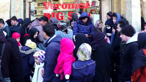 Muchos iraníes, hartos, piensan boicotear las elecciones del viernes