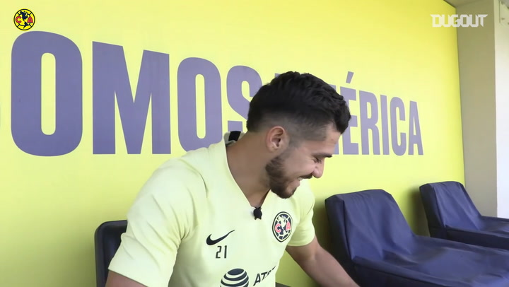 Club América's funniest moments March 2020