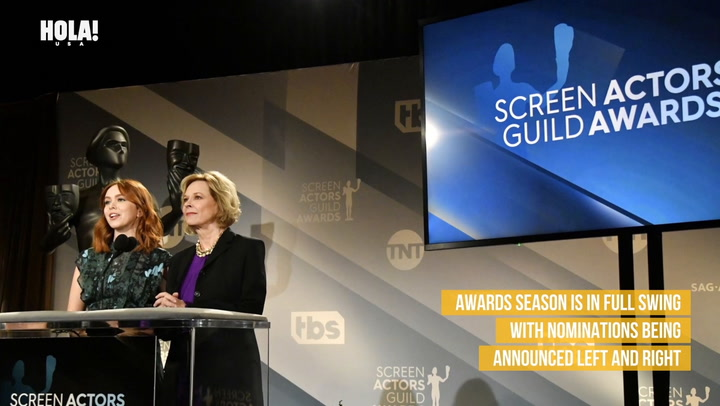 2020 SAG Awards: The complete list of nominees