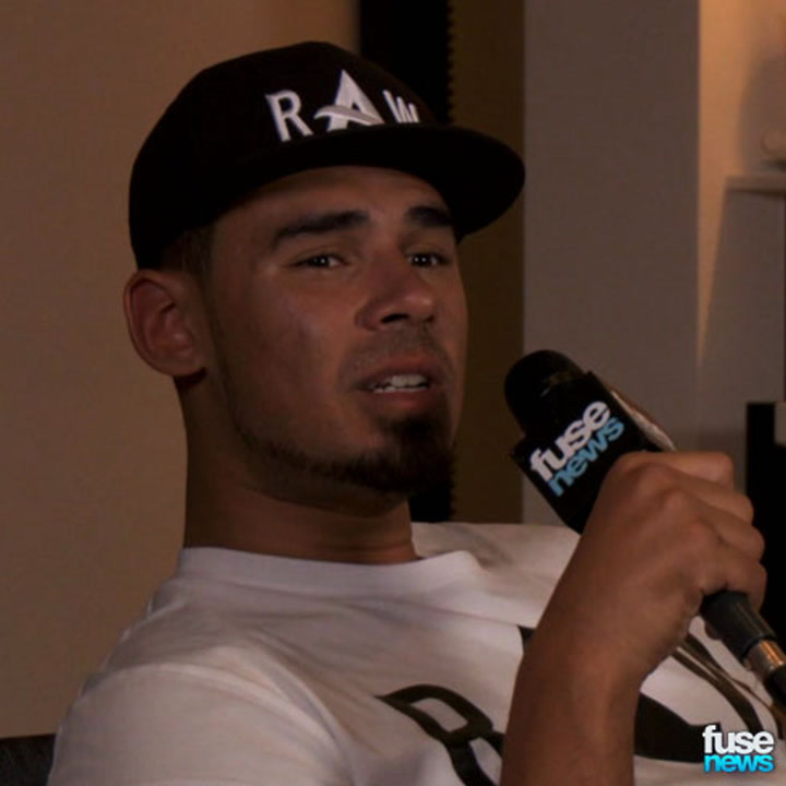 """Afrojack on His New Album """"Forget the World"""" & Collaborating with Sting - Ultra Fest 2014"""