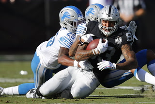 Raiders Youthful Depth and Veteran Experience Key in Victory Over Lions- VIDEO