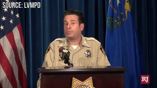 Las Vegas police ID man killed in officer-involved shooting – VIDEO
