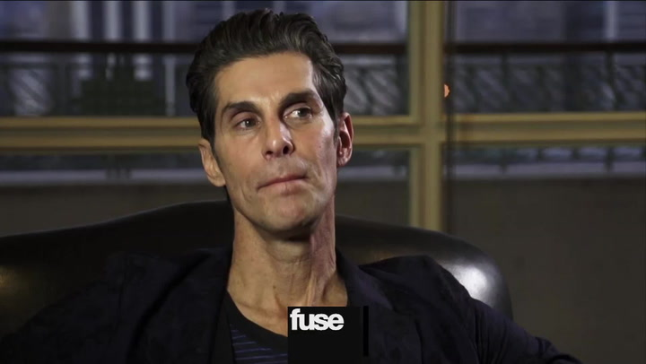 "Festivals: Lollapalooza 2013: Perry Farrell Perry Farrell on Lolla Lineup ""Wear Black. We're Going Goth!"""