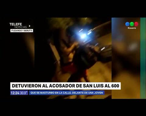 El imputado de acosar a una mujer en San Luis al 600 quedó en libertad