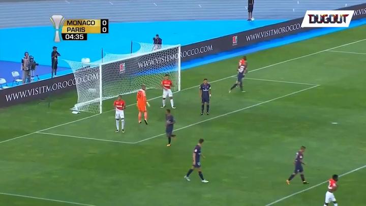 Mbappé's party tricks vs PSG ⚡️