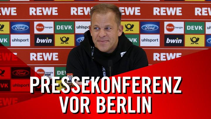 PK vor Berlin