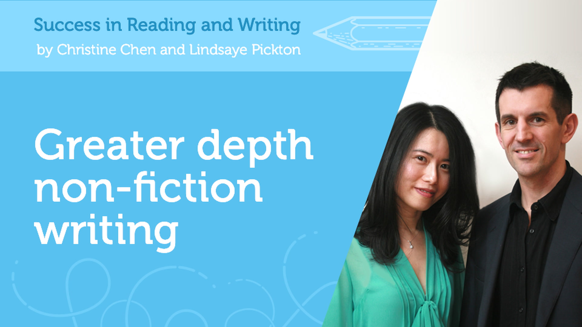 Greater depth non-fiction writing
