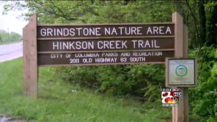 A plan to reduce pollution in Hinkson Creek
