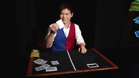 El increíble truco que ganó el Mundial de Magia 2018