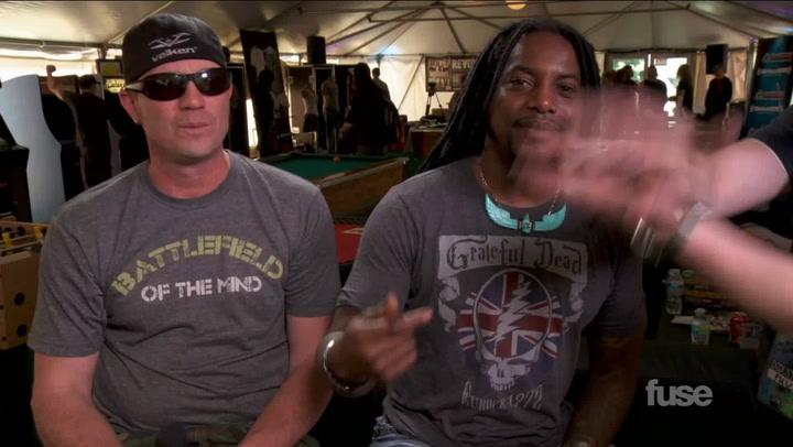 """Festivals:Rock On The Range 2013:  Sevendust Consider Ozzy Osbourne & Zakk Wylde """"Family"""""""
