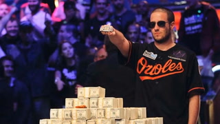 Pro poker player talks about backing and staking
