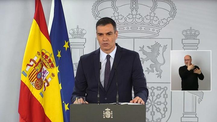 Pedro Sánchez defiende que