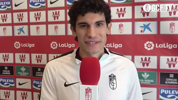 Oficial: Jesús Vallejo, al Granada
