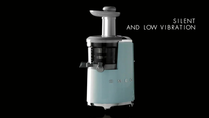 Preview image of Smeg Slow Juicer video