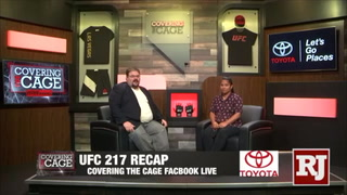 Covering The Cage Live: UFC 217 Recap