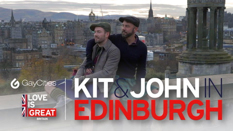 GREAT BRITISH ADVENTURE: Edinburgh